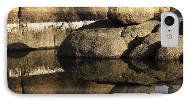Watson Lake Arizona 2 IPhone Case by Bob Christopher