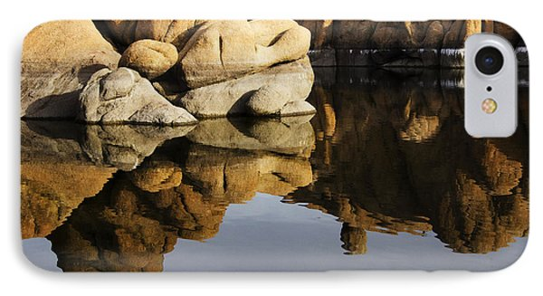 Watson Lake Arizona 3 IPhone Case by Bob Christopher