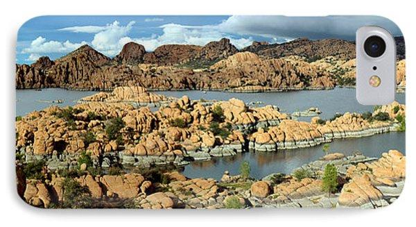 Watson Lake Arizona IPhone Case