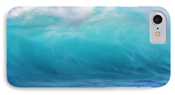 Wave And Windspray IPhone Case by Vince Cavataio - Printscapes