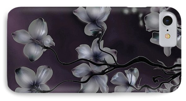 IPhone Case featuring the painting Wave Japanese Art by Gray  Artus