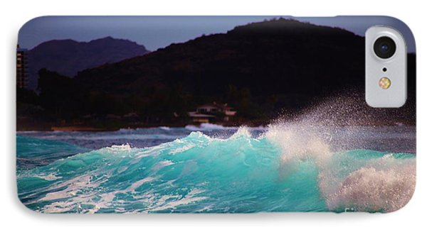Wave Of Fantasy IPhone Case by Craig Wood