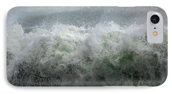 Wave On A Mission IPhone Case