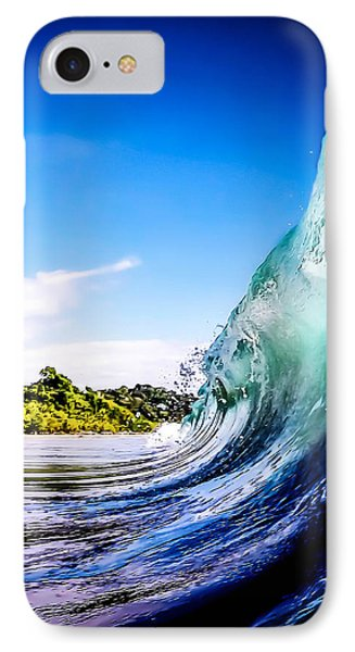 Wave Wall IPhone Case by Nicklas Gustafsson
