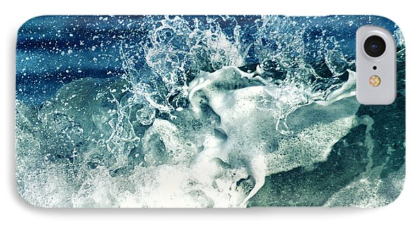 Wave2 IPhone Case by Stelios Kleanthous