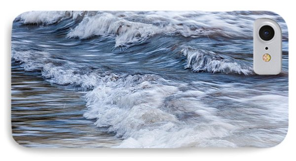 Waves At Shore IPhone Case