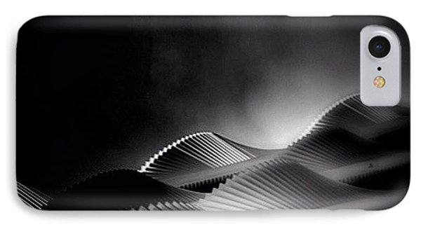 Waves Of Steel - Concrete Jungle Phone Case by Robbert Ter Weijden