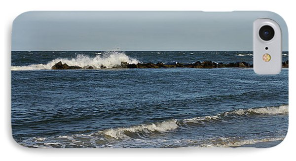 IPhone Case featuring the photograph Waves by Sandy Keeton