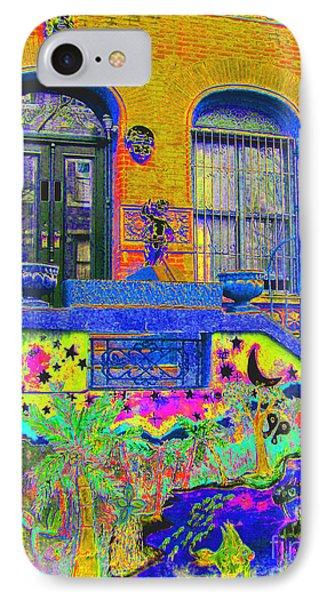 Wax Museum Harlem Ny Phone Case by Steven Huszar