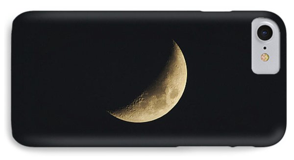 Waxing Crescent Spring 2017 IPhone Case by Jason Coward