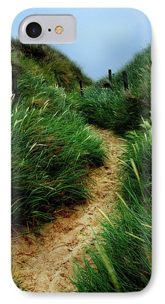 Way Through The Dunes IPhone Case