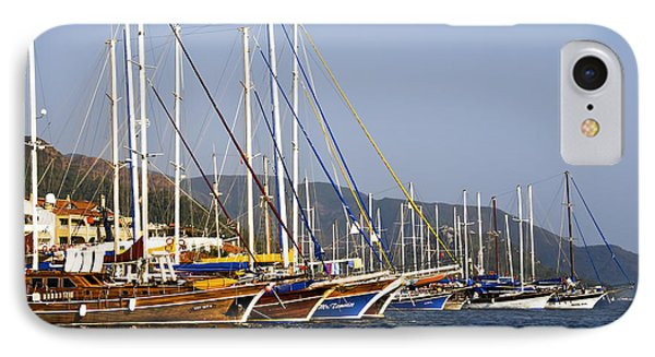 We Are Sailing Phone Case by Svetlana Sewell