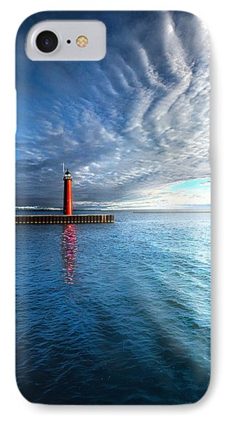 We Wait IPhone Case by Phil Koch