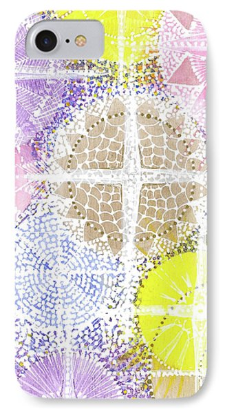 IPhone Case featuring the painting We Will Have Many Stars #2 by Kym Nicolas