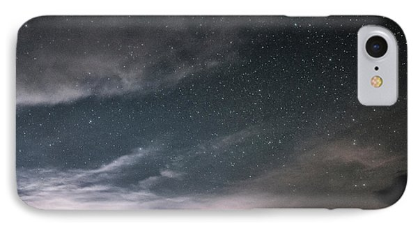 IPhone Case featuring the photograph Weather On The Horizon 2 by Melany Sarafis