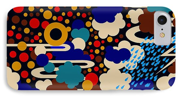 Weather IPhone Case by Sholto Drumlanrig