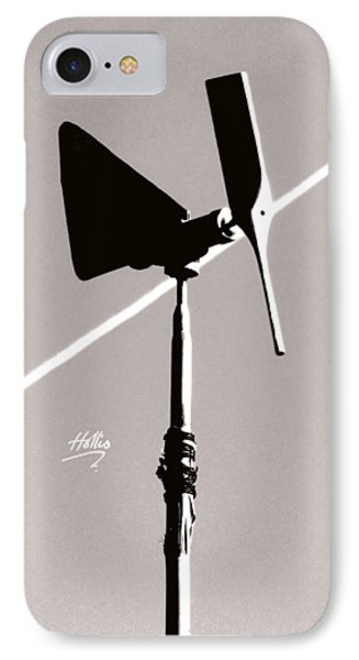 Weather Vane IPhone Case