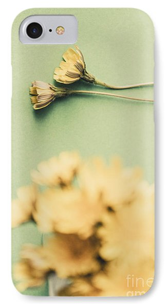 Weathered And Wilting IPhone Case