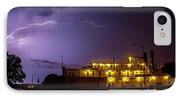 Weathering The Storm IPhone Case by Joe Scott