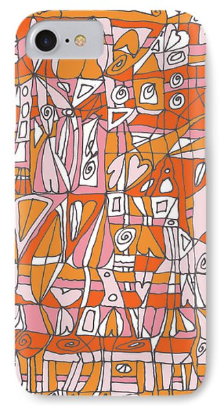 Weave What Works Phone Case by Linda Kay Thomas