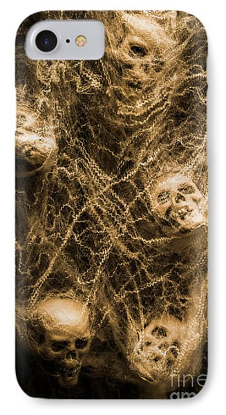 Web Of Entrapment IPhone Case by Jorgo Photography - Wall Art Gallery