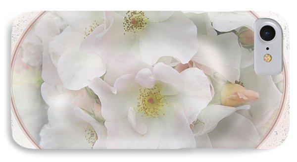 Wedding Bouquet IPhone Case by Victoria Harrington