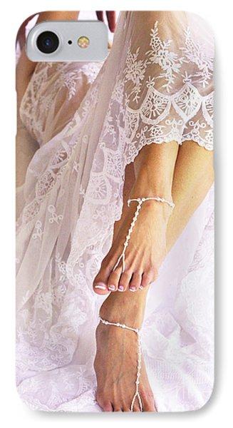 Wedding IPhone Case by Marat Essex