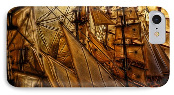Wee Sails IPhone Case by Cameron Wood