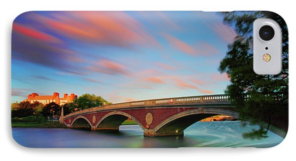 Weeks' Bridge IPhone Case by Rick Berk