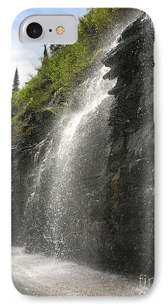 Weeping Wall Phone Case by Diane Greco-Lesser
