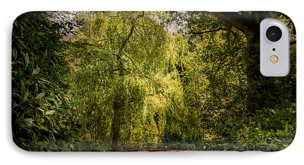 IPhone Case featuring the photograph Weeping Willow by Ryan Photography