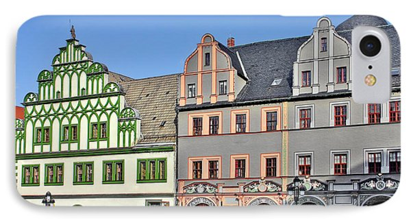 Weimar Germany - A Town Of Timeless Appeal Phone Case by Christine Till