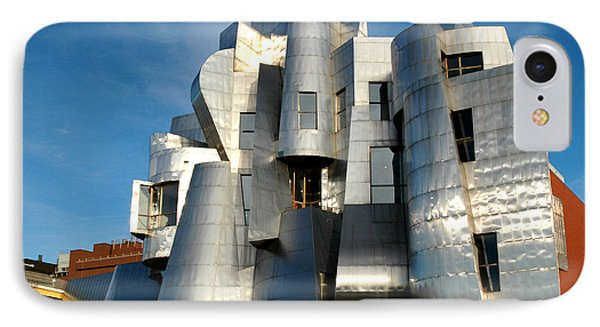 Weisman Art Museum Phone Case by Kathy Schumann