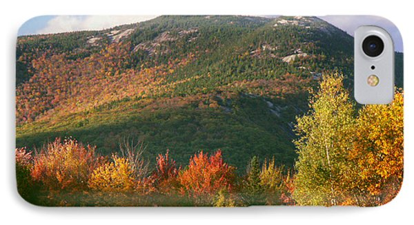 Welch And Dickey Mountains IPhone Case by Nancy Griswold