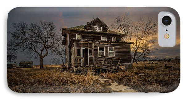 IPhone Case featuring the photograph Welcome Home by Aaron J Groen