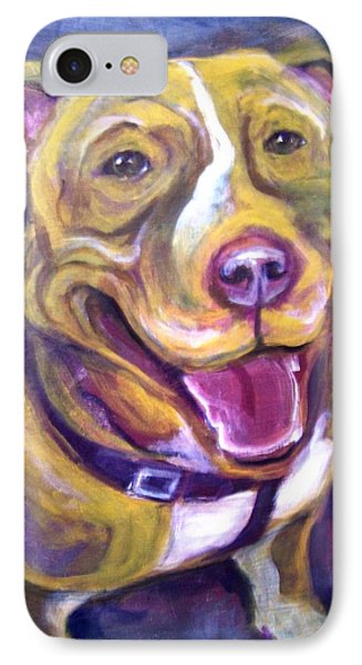 IPhone Case featuring the painting Welcome Home by Laura Aceto