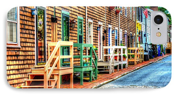 Welcome To Annapolis Phone Case by Debbi Granruth