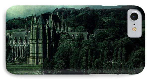 IPhone Case featuring the photograph Welcome To Wizardry School by Chris Lord