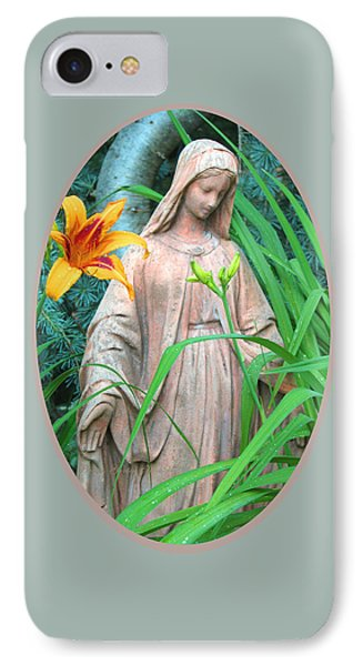 Peace Be With You IPhone Case by Brooks Garten Hauschild