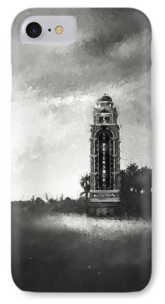 Welcome To St. Petersburg IPhone Case by Marvin Spates