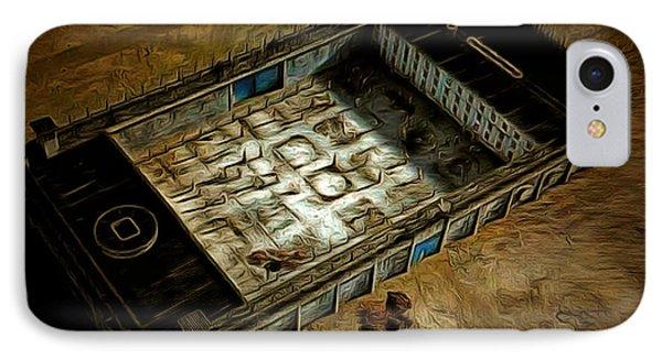 Welcome To Your Prison - Da IPhone Case by Leonardo Digenio