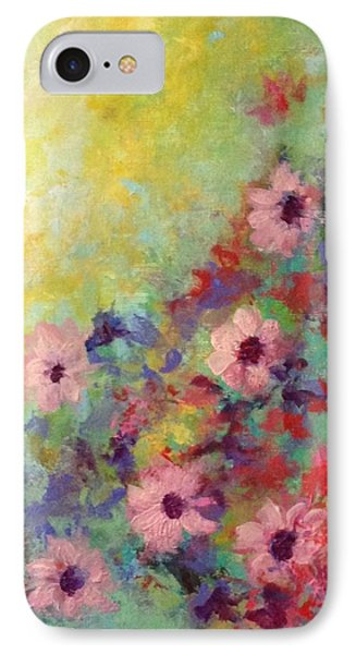 Welcoming Spring IPhone Case by Suzzanna Frank