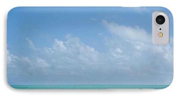 IPhone Case featuring the photograph We'll Wait For Summer by Yvette Van Teeffelen