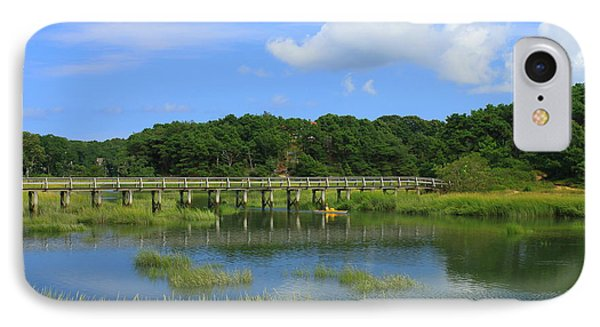 Wellfleet Marsh Cape Cod IPhone Case