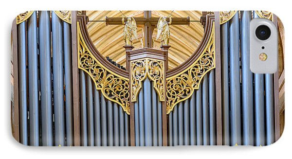 Wells Cathedral Organ IPhone Case