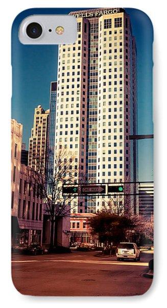 Wells Fargo Phone Case by Phillip Burrow