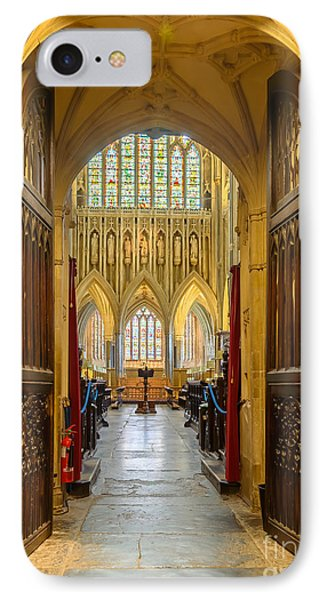 Wellscathedral, The Quire IPhone Case