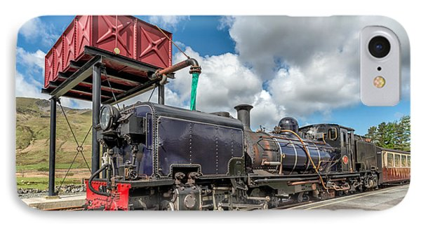 Welsh Highland Railway IPhone Case