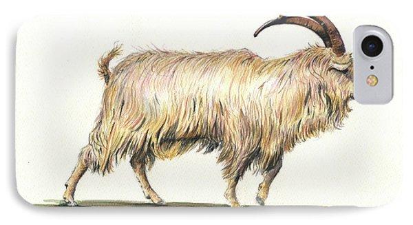 Welsh Long Hair Mountain Goat IPhone 7 Case