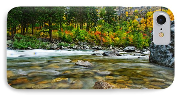 Wenatchee River IPhone Case